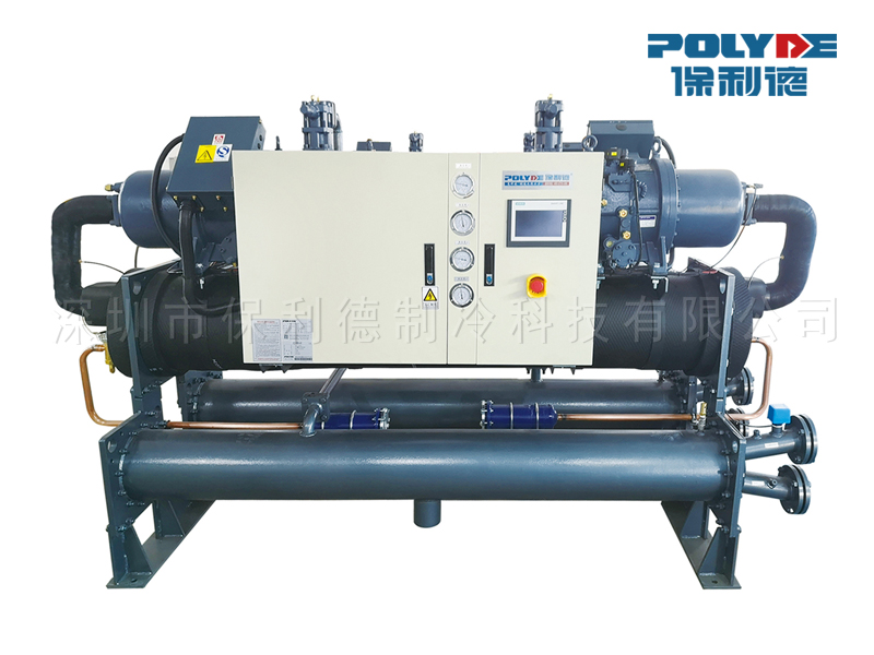 深圳冷水機,1600KW大型螺桿式冷水機