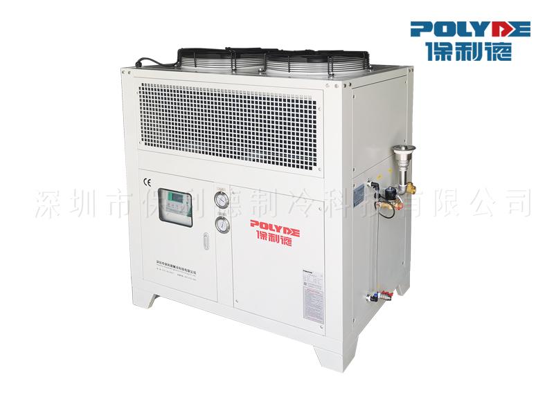 深圳冷水機,10HP風(feng)冷式冷水機
